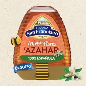 Miel de Flores y Azahar (350 gr)