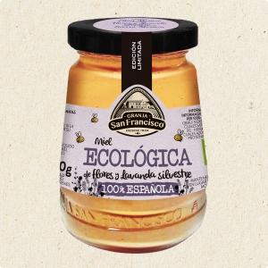 Miel Ecológica de Lavanda (250 gr)