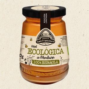 Miel Ecológica de Montaña (250 gr)